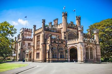 Government House  in Sydney. Australia.