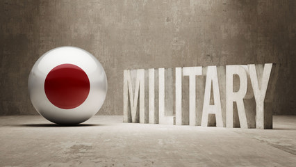Japan. Military Concept.