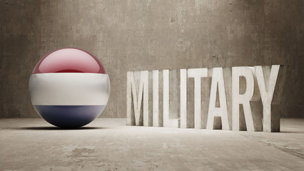 Netherlands. Military Concept.