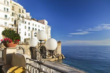 Dolce vita in Amalfi.