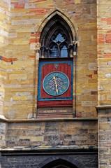 Horloge  église Saint-Martin