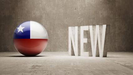 Chile. New Concept.