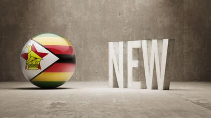 Zimbabwe. New Concept.