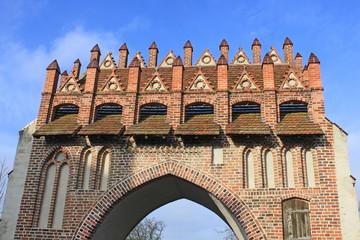 Malchin: Kalensches Tor (Mecklenburg-Vorpommern)