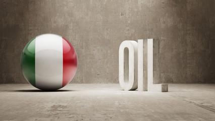 Oil Concept.