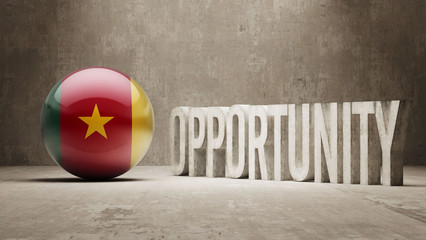Cameroon. Opportunity Concept.