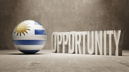 Uruguay. Opportunity Concept.