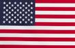 Leinwandbild Motiv Flag of United States of America
