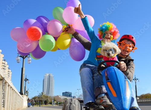Fotobehang Carnaval carnival