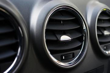 Automotive air ventilation