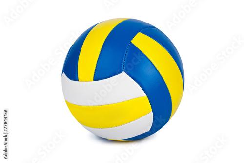 Leinwandbild Motiv Volleyball