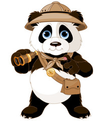 Panda Safari Explorer