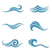 Symbole wody