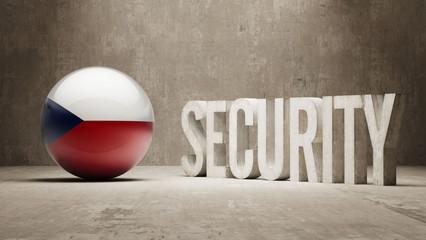 Czech Republic. Security Concept.