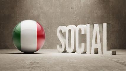 Social Concept.