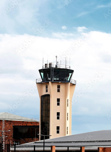 Poster Treinstation Control tower