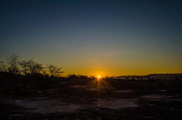Sunrise at the Cliffs