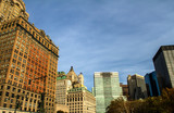 Lower Manhattan, View from Battery Park, New York.