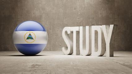 Nicaragua. Study Concept.