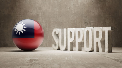 Taiwan. Support Concept.