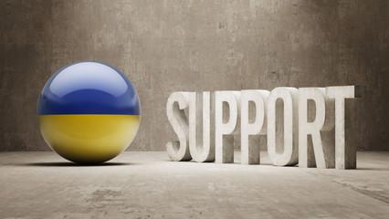 Ukraine. Support Concept.