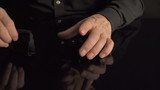 DOLLY SHOT: Appraiser gemstones appraises diamonds poster