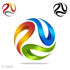 P. Logo