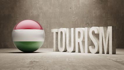 Hungary. Tourism Concept.
