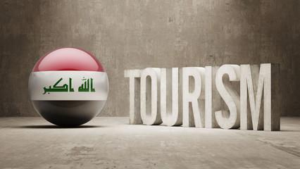 Iraq. Tourism Concept.