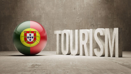 Portugal. Tourism Concept.