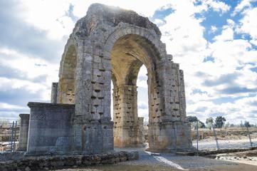 Roman Arch of Caparra