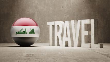 Iraq. Travel Concept.
