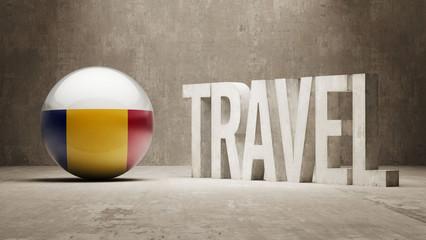 Romania. Travel Concept.