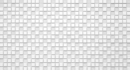 Modern white tile background seamless and texture