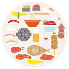 北海道の食べ物