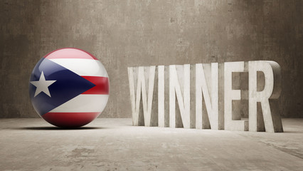 Puerto Rico. Winner Concept.
