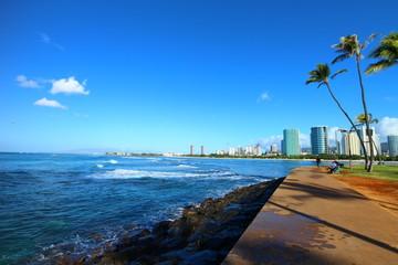 Beautiful Morning in Hawaii