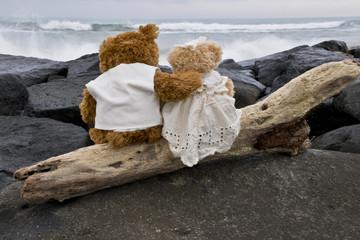 Love at the sea