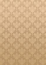 Barock braun Hintergrund Edel Luxus Gutschein Einladung
