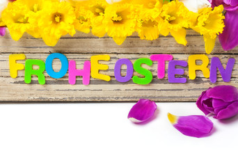 Frohe Ostern, Osterglocken