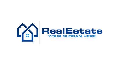 Digital Element Logo Property Business Logo