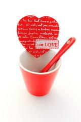 tasse amoureuse