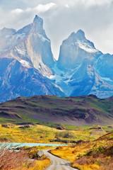 Peaks of Los Kuernos