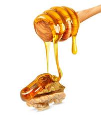 honey and walnut