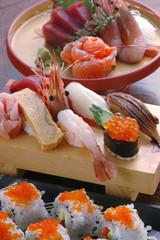 寿司 刺し身