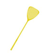 Orange flyswatter