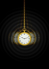 Hypnotists Pocket Watch