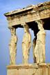 Caryatides at Acropolis, Athens