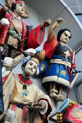 Tenjinbashi suji shopping street-1
