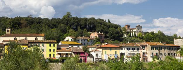 Lucca città toscana